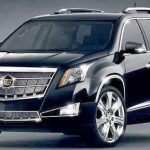 2017 Cadillac SRX Redesign