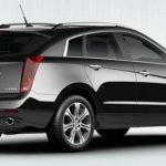 2017 Cadillac SRX Release