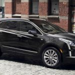 2017 Cadillac XT5 Black