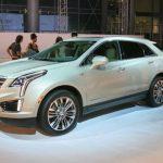 2017 Cadillac XT5 Redesign