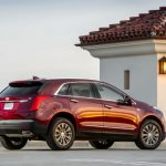 2017 Cadillac XT5 Wallpaper