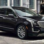 2017 Cadillac XTS Black