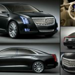 2017 Cadillac XTS Changes