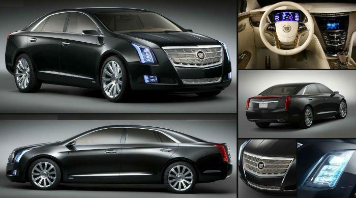 2017 Cadillac XTS Changes