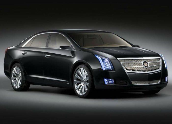 2017 Cadillac XTS Concept