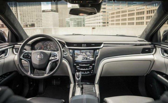 2017 Cadillac XTS Interior