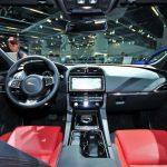 2017 Jaguar F-Pace 35t Interior