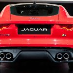 2017 Jaguar F-Pace Exhaust