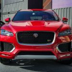 2017 Jaguar F-Pace Facelift