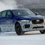 2017 Jaguar F-Pace Prototype