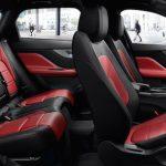 2017 Jaguar F-Pace S Interior