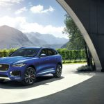 2017 Jaguar F-Pace Wallpaper