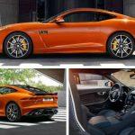 2017 Jaguar F-Type Changes