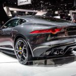 2017 Jaguar F-Type Exhaust