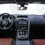2017 Jaguar F-Type Interior