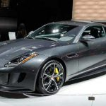 2017 Jaguar F-Type Model