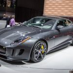 2017 Jaguar F-Type R AWD Model