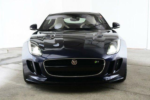 2017 Jaguar F-Type R Facelift