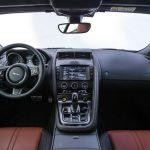2017 Jaguar F-Type R Interior