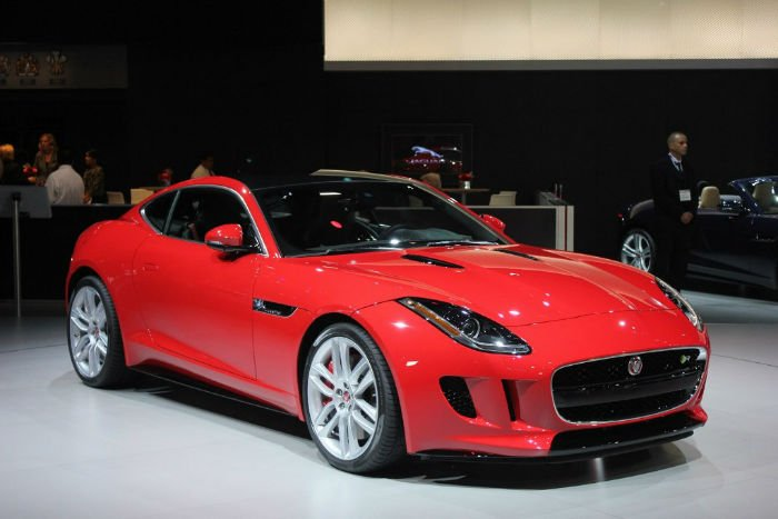 2017 Jaguar F-Type R Model