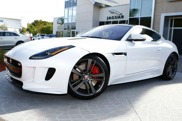 2017 Jaguar F-Type S British Design Edition