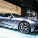 2017 Jaguar F-Type SRV Convertible