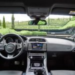 2017 Jaguar XE 25t Interior