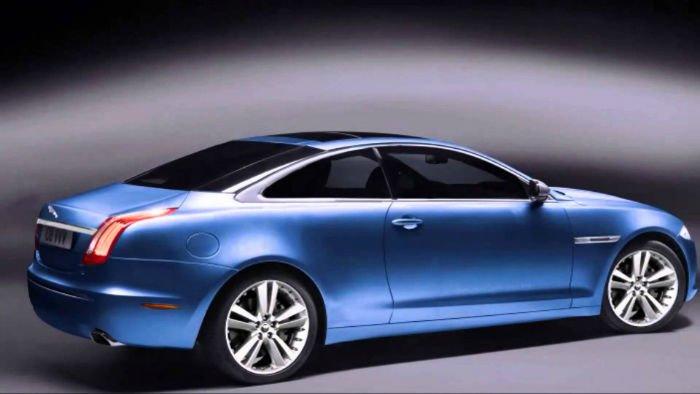 2017 Jaguar XF Coupe