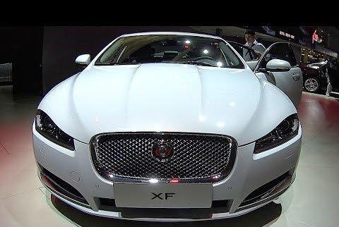2017 Jaguar XF Facelift