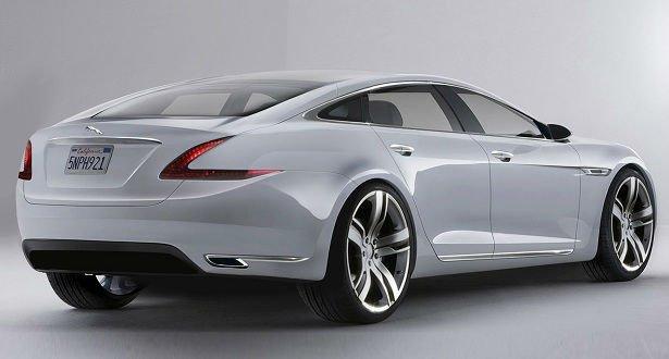 2017 Jaguar XJ Concept