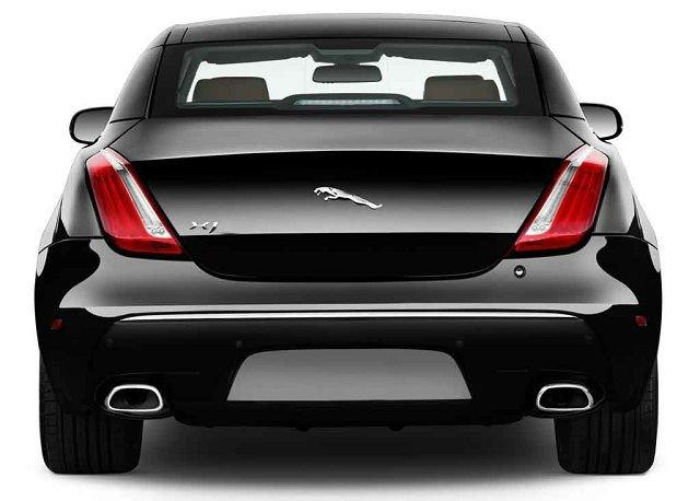 2017 Jaguar XJ Exhaust