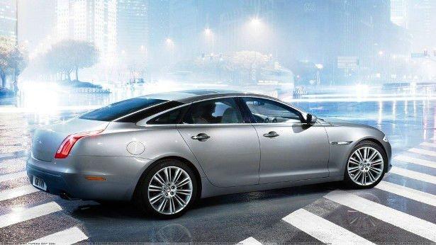2017 Jaguar XJ Model