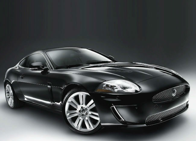 2017 Jaguar XK Black