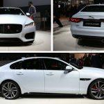 2017 Jaguar XK Changes