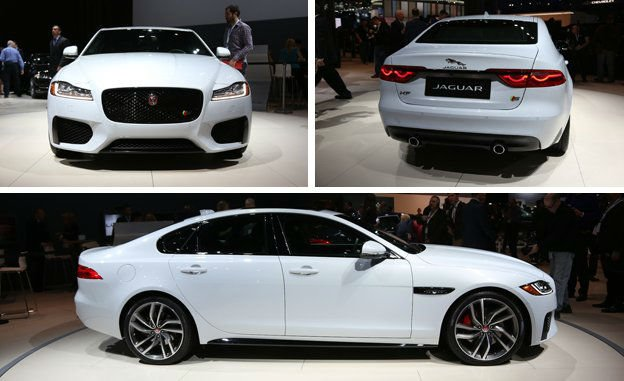 2017 Jaguar XK Changes