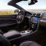2017 Jaguar XK Convertible Interior
