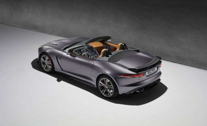2017 Jaguar XK Convertible