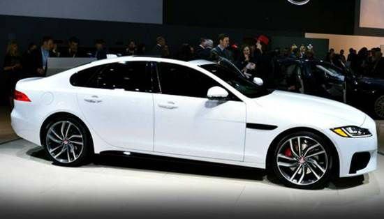 2017 Jaguar XK Coupe