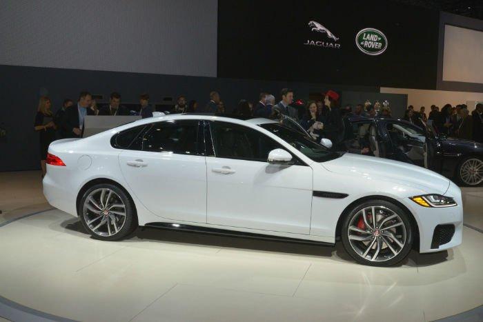 2017 Jaguar XK Exterior