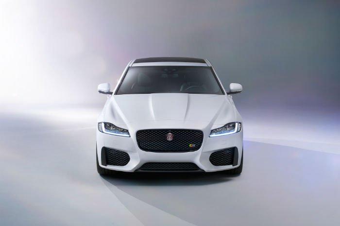 2017 Jaguar XK Facelift