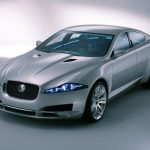 2017 Jaguar XK Model