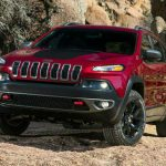 2017 Jeep Cherokee Colors