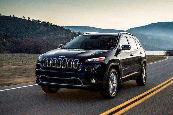 2017 Jeep Cherokee Limited