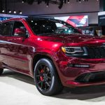 2017 Jeep Cherokee SRT8