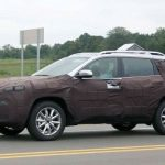 2017 Jeep Cherokee Spy Shots