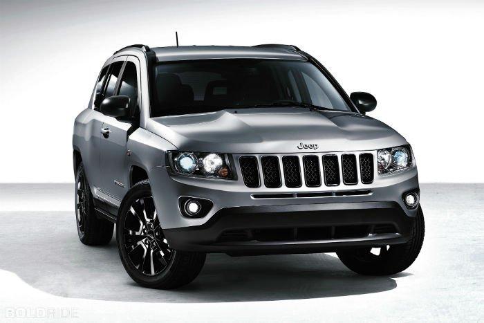 2017 Jeep Compass Concept