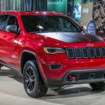 2017 Jeep Compass Debut