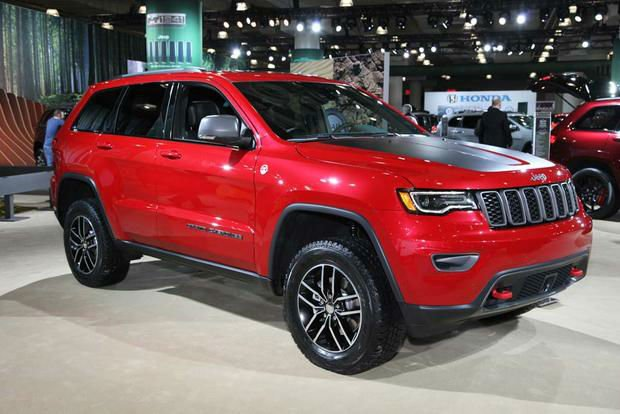 2017 Jeep Compass New York Auto Show
