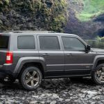 2017 Jeep Compass Patriot Replacement