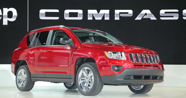 2017 Jeep Compass Replacement